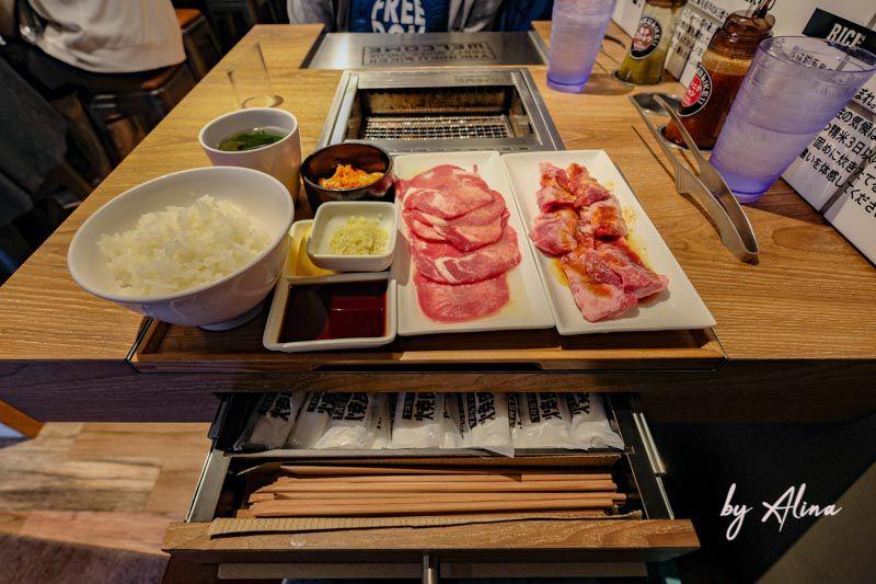 東京一人燒肉店