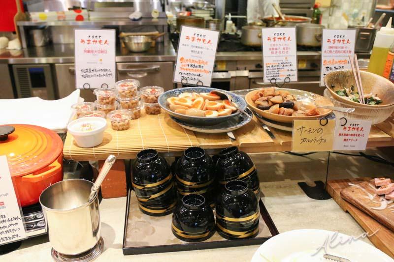 熊本日航飯店早餐