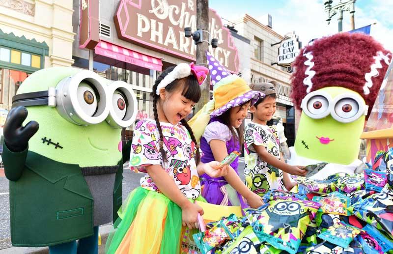 日本環球影城 環球驚喜萬聖節