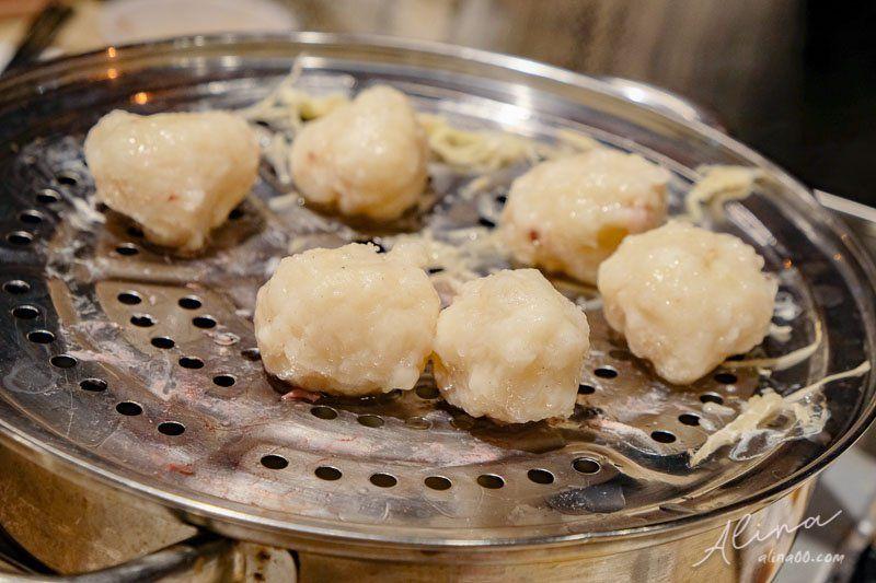澎湖鮮食堂 花枝漿魚球