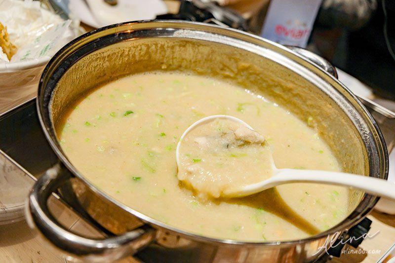 鮮食堂 海鮮粥