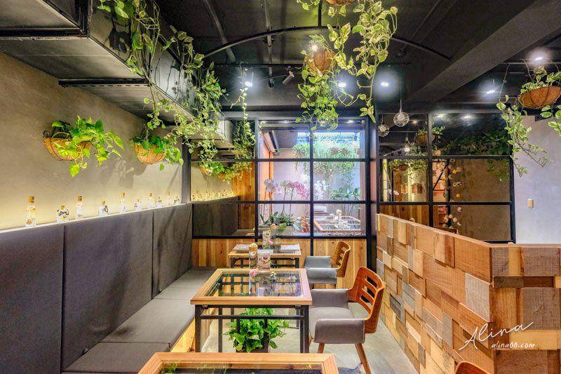 福卉 FUJI FLOWER CAFE 台北花草咖啡聽