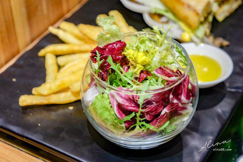 福卉 FUJI FLOWER CAFE 餐點口味推薦