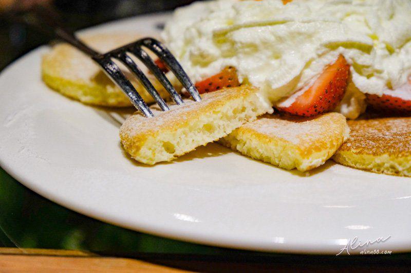 福卉 FUJI FLOWER CAFE 幸福奶油鬆餅
