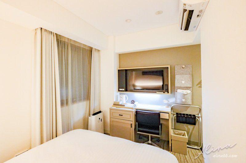 Vessel Inn 心齋橋船舶酒店 雙人房房間