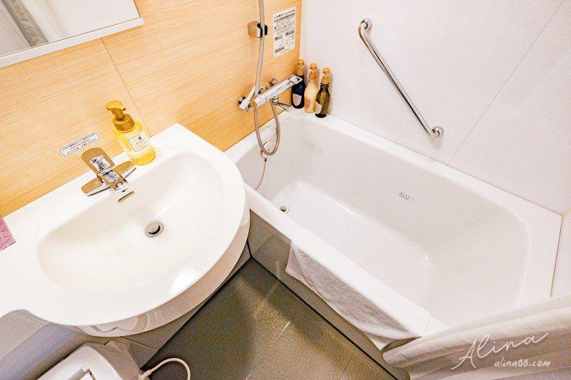 Vessel Inn 心齋橋船舶酒店 浴室浴缸