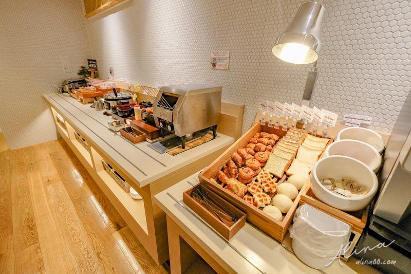 大阪 Vessel Inn 心齋橋船舶酒店 飯店早餐