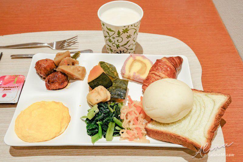 大阪住宿 Vessel Inn 心齋橋船舶酒店 飯店早餐