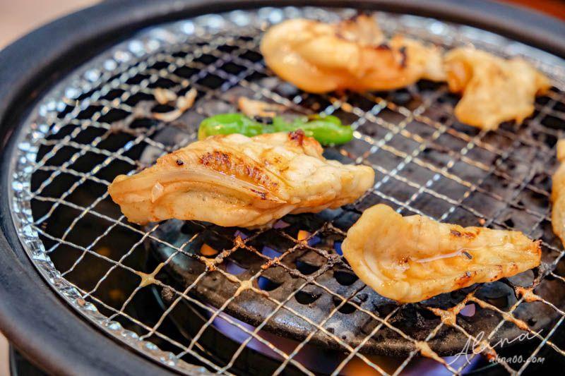 東京大阪美食推薦 玄品河豚 烤河豚魚
