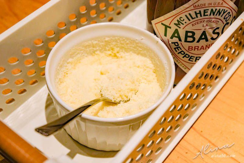 Ginza Noodles 特製 濃厚卵の SOBA 調味料起司粉