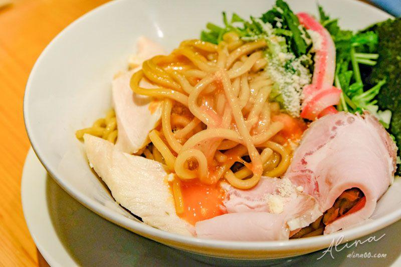 Ginza Noodles 特製 濃厚卵の SOBA