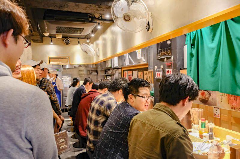 銀座美食推薦 米其林拉麵 Ginza Noodles