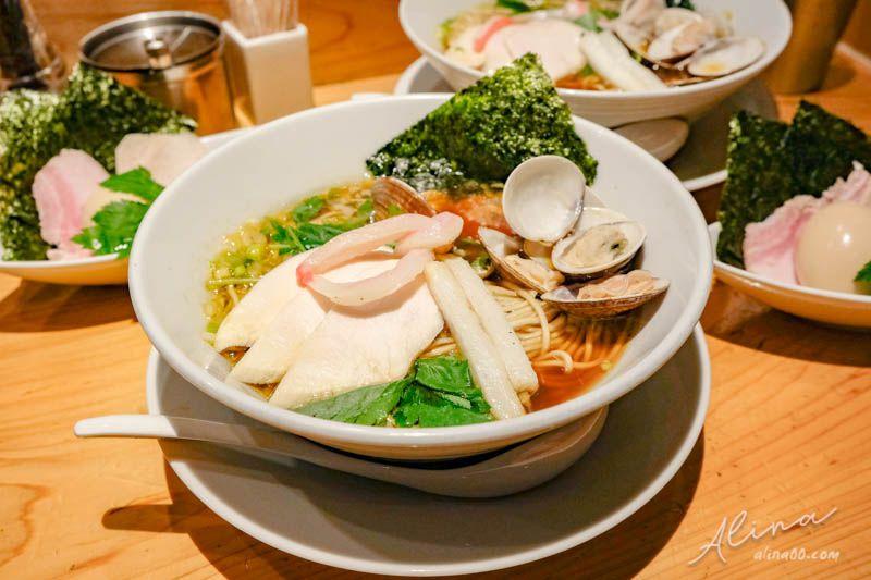 【東京美食】銀座 米其林拉麵 Ginza Noodles特製SOBA RAMEN,人氣名店 @Alina 愛琳娜 嗑美食瘋旅遊
