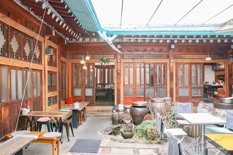 首爾弘大韓屋餐廳