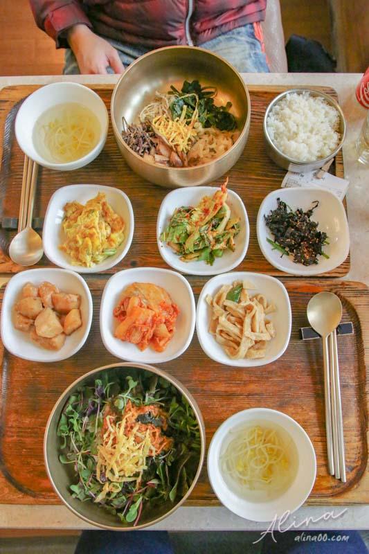 弘大美食推薦韓式拌飯