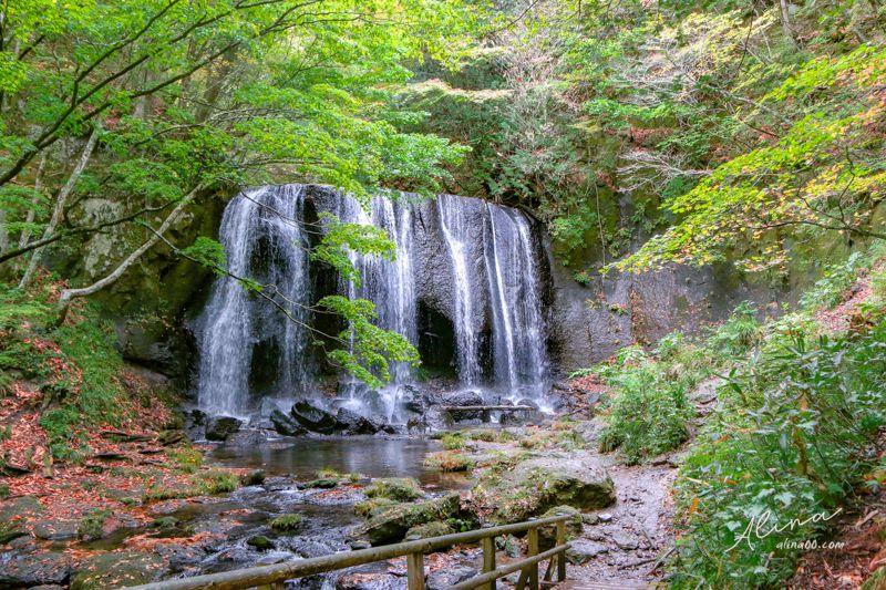達沢の瀑布