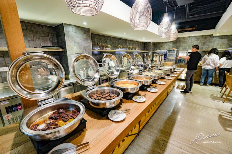 嘉義蘭桂坊花園酒店早餐