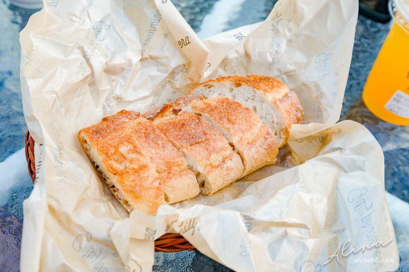 及林春 巧克力葡萄麵包