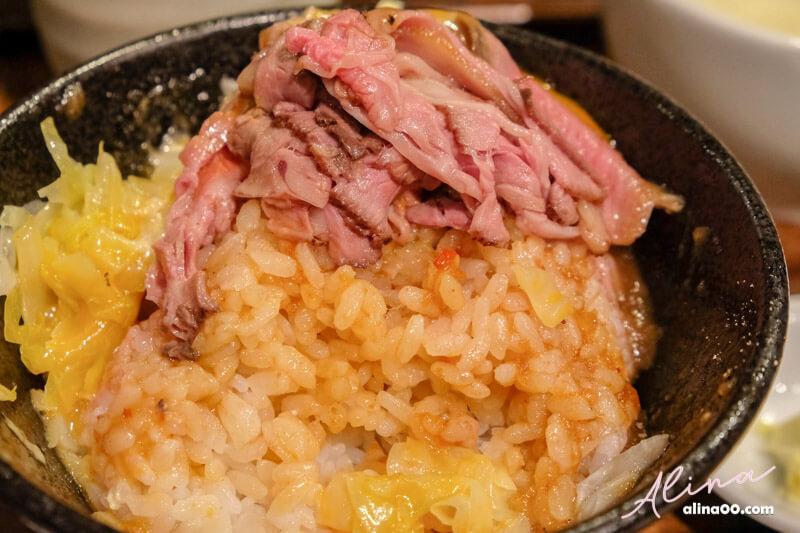 東京大野牛肉蓋飯 Roast Beef Ohno