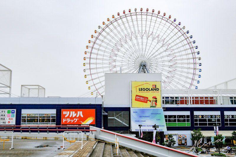 海遊館 天寶山摩天輪-大阪樂高樂園
