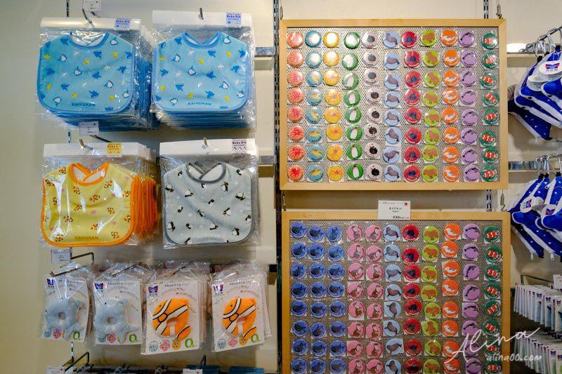 大阪海遊館 周邊商品