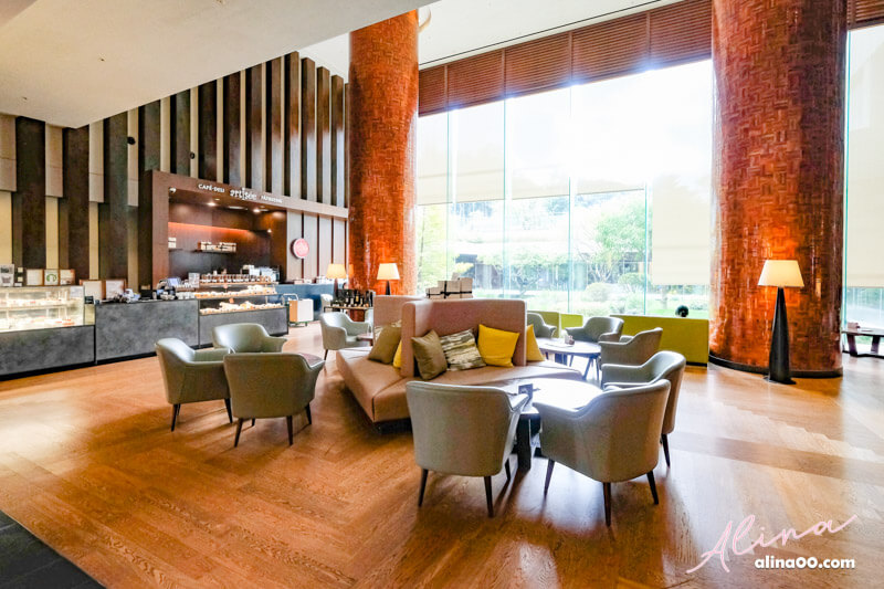 濟州格蘭德酒店咖啡廳