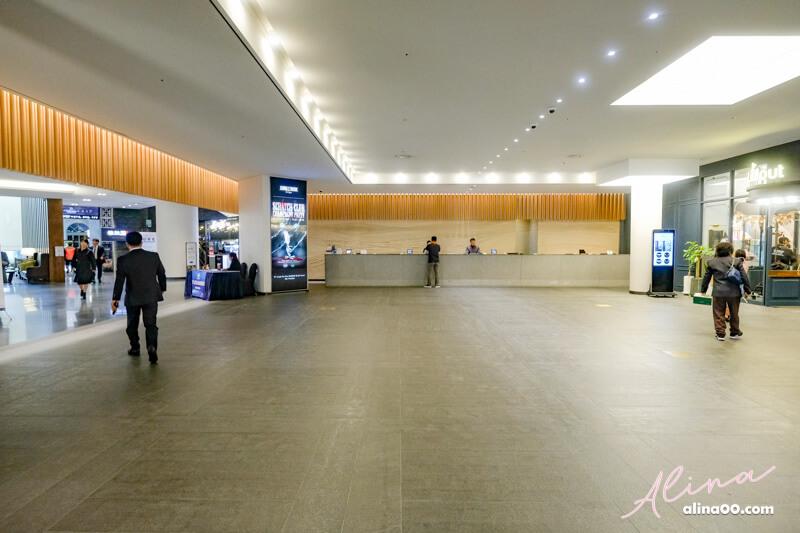 濟州島格蘭德飯店大廳
