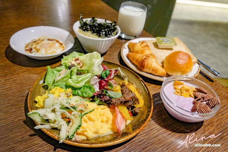 濟州格蘭德酒店早餐