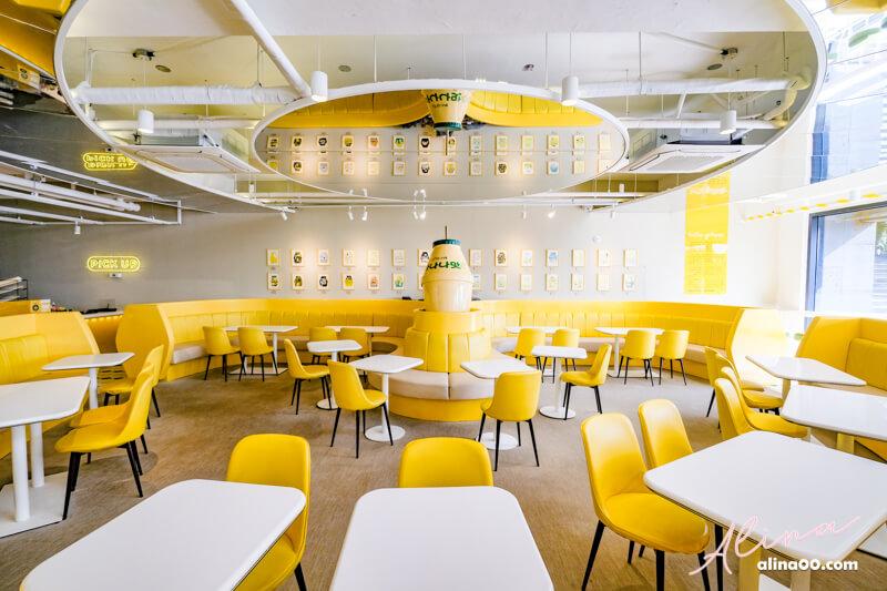 香蕉牛奶咖啡館 YELLOW CAFE