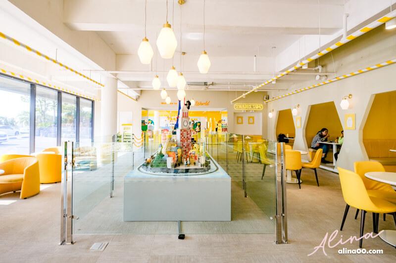 韓國香蕉牛奶咖啡廳