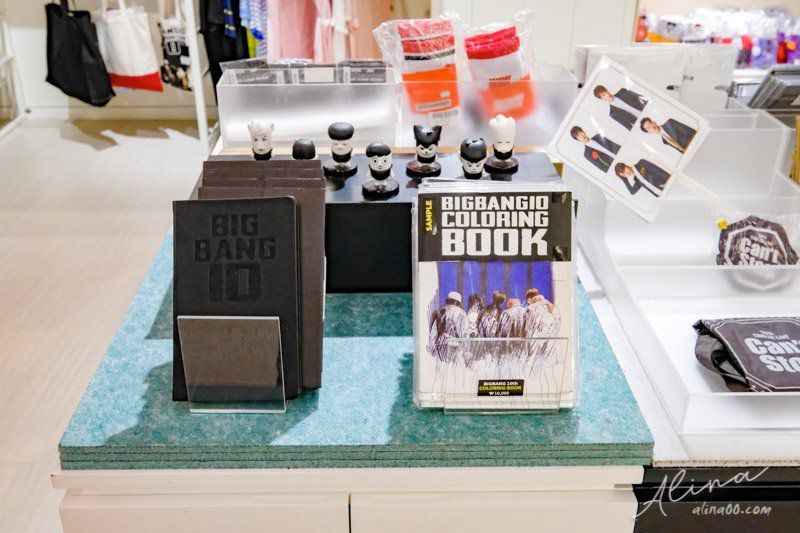 PLAY KPOP BIGBANG 周邊商品