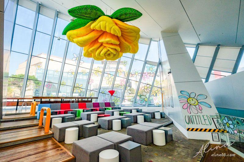 GD咖啡廳呼吸之花