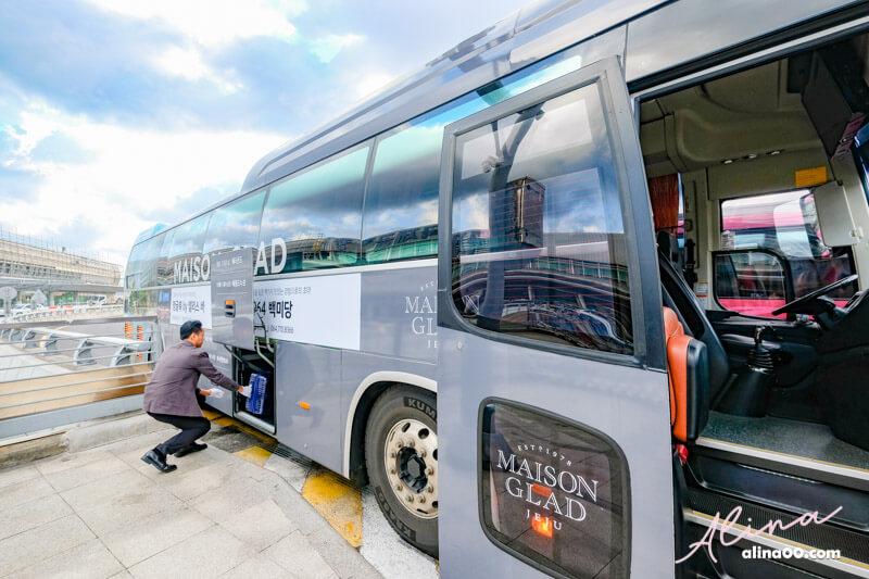 濟州格蘭德酒店機場交通巴士