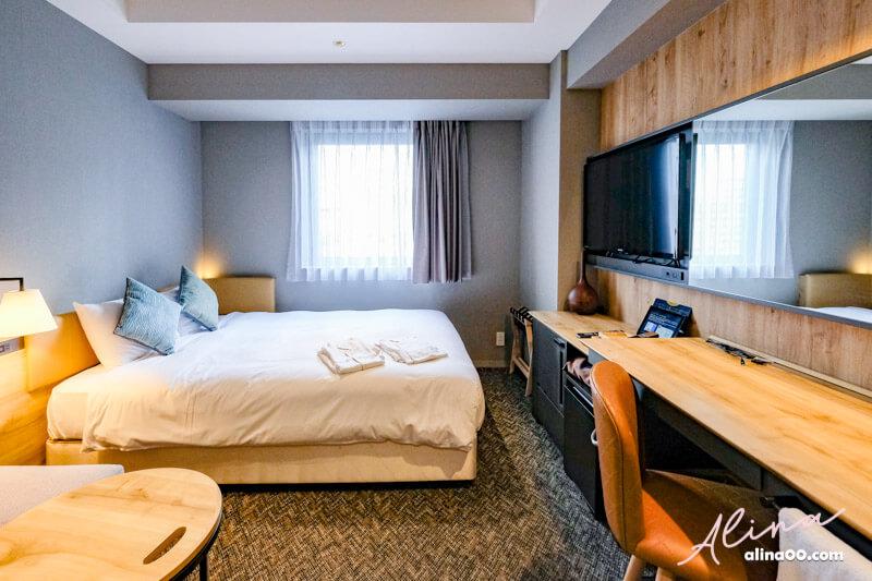 銀座名鐵穆瑟飯店 標準雙人房