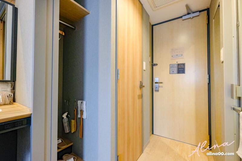 銀座名鐵穆瑟飯店房間