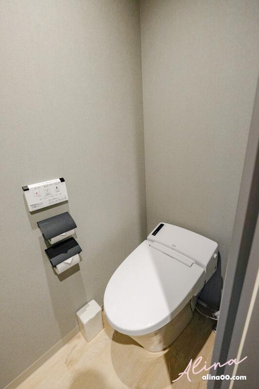 銀座名鐵穆瑟飯店廁所