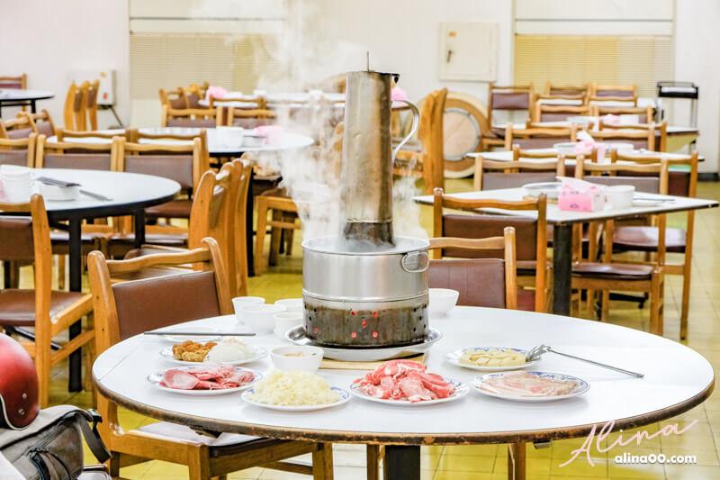 台北圍爐火鍋聚餐 勵進餐廳