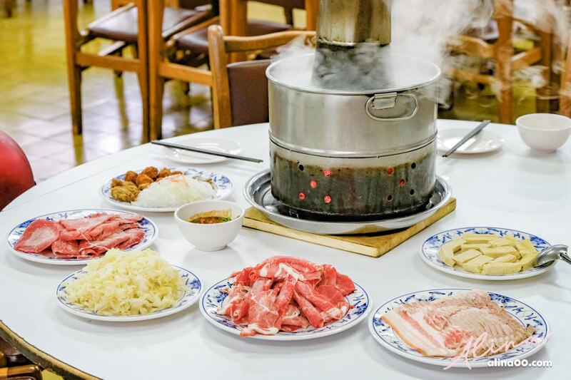 台電火鍋 勵進餐廳酸菜白肉鍋