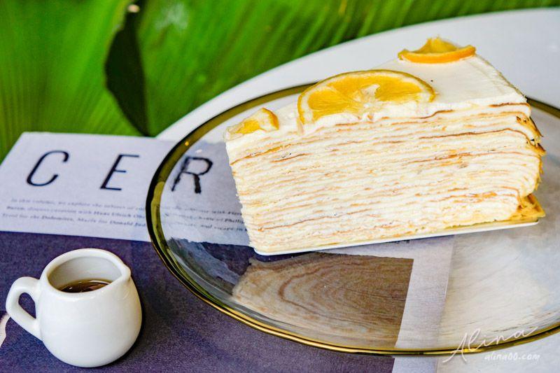 【食記】台北中山 時飴 Approprie-網路人氣千層蛋糕,開放現場內用囉 @Alina 愛琳娜 嗑美食瘋旅遊