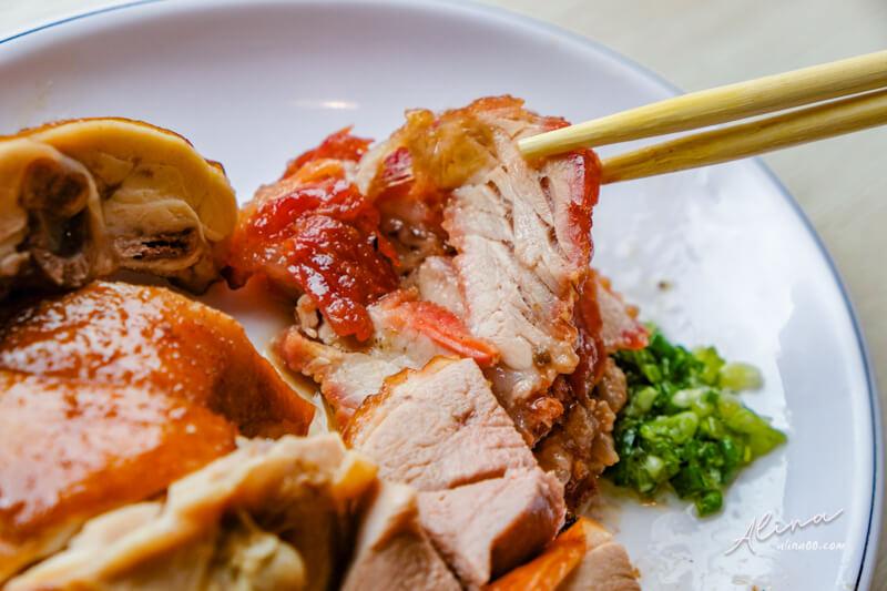燒味拼盤 蜜汁叉燒肉