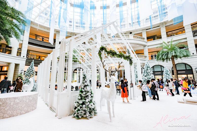 寶麗聖誕奇境 浪漫北歐風玻璃屋