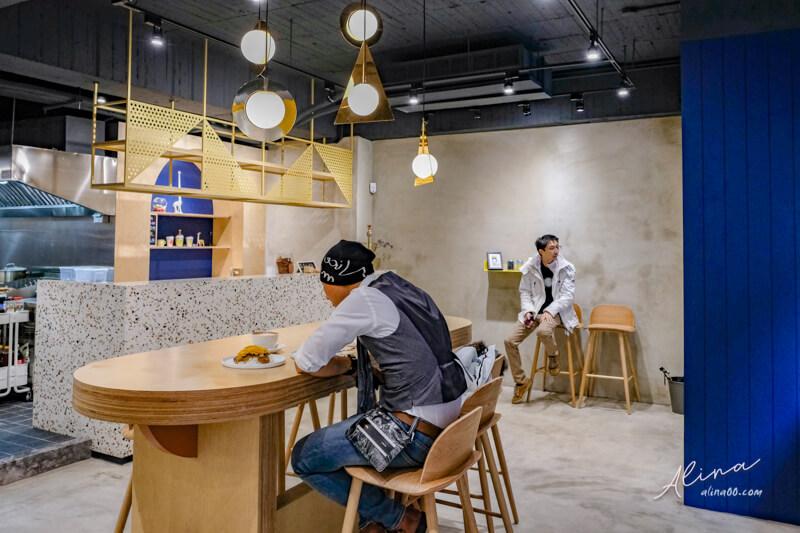 台北咖啡廳 GINIGN COFFEE