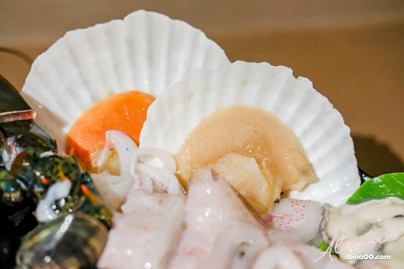 日本大扇貝