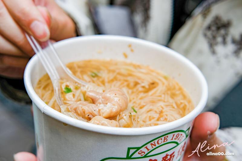 台北美食 阿宗麵線