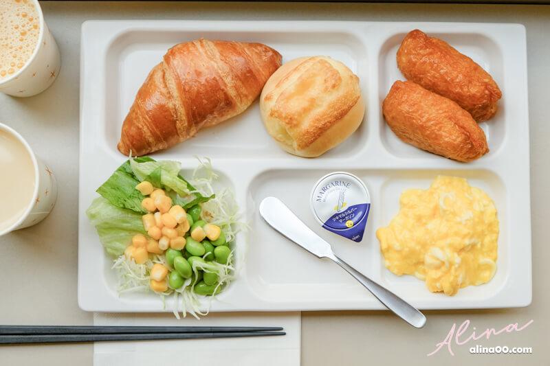 東京神田舒心酒店飯店早餐