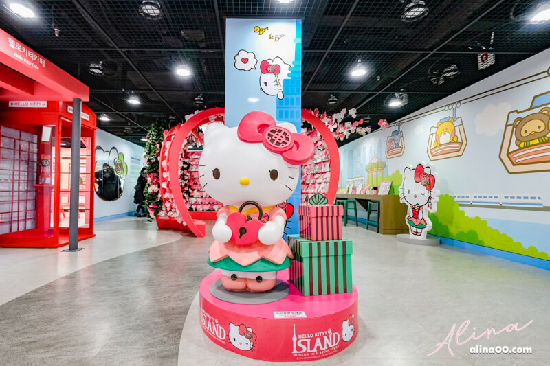 首爾塔 HELLO KITTY