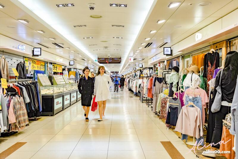 首爾購物推薦 富平地下街