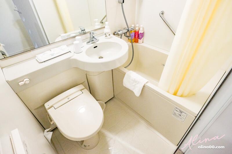 東京上野 相鐵FRESA INN 浴室