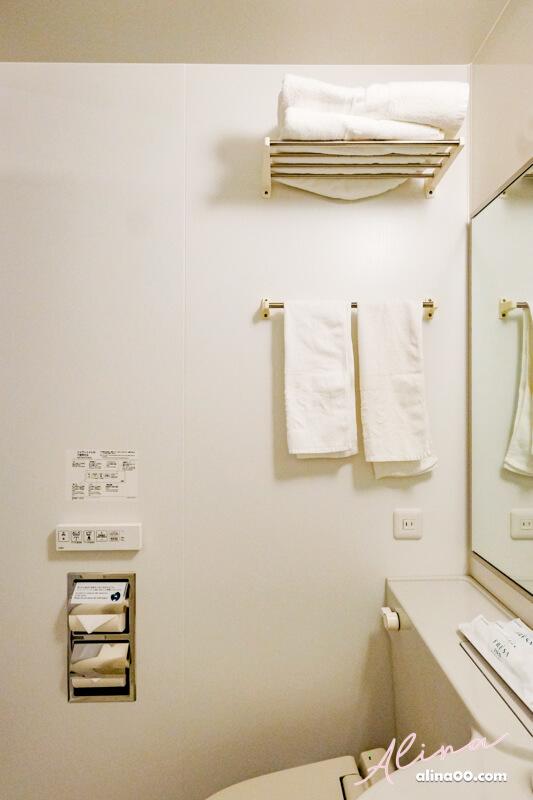 東京上野 相鐵FRESA INN 廁所