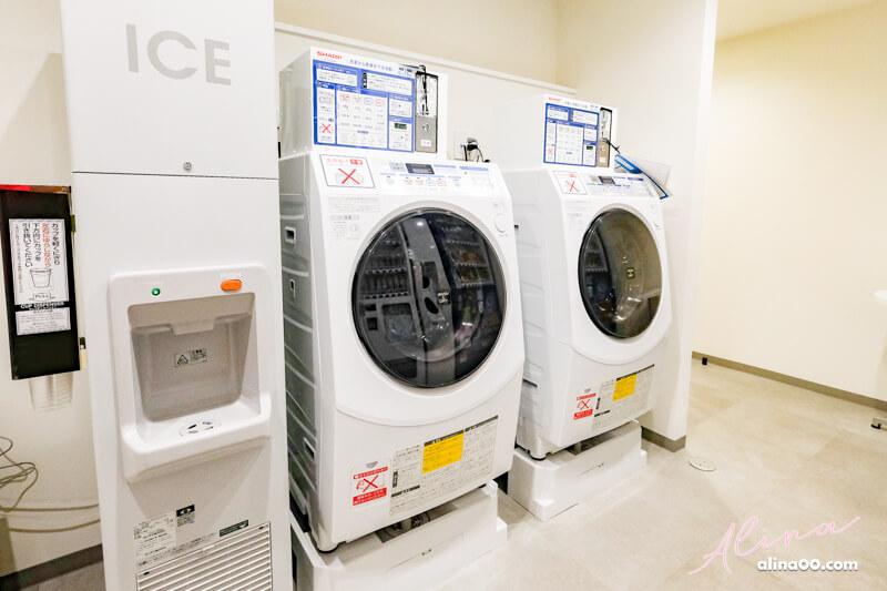 相鐵FRESA INN上野御徒町 洗衣機
